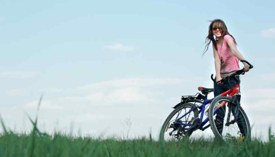Абсолютно новий і надзвичайно цікавий тип велосипеда (відео)