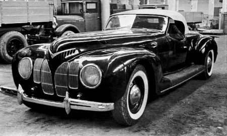 ЗІС-101-Спорт: спортивний радянський автомобіль