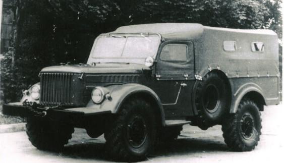 ГАЗ-62 – радянська відповідь американцям