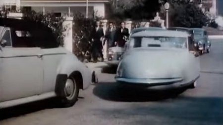 Радянський союз створював авто «майбутнього» (відео)