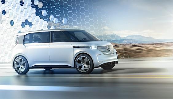 Volkswagen має намір запустити у серійне виробництво новий мінівен