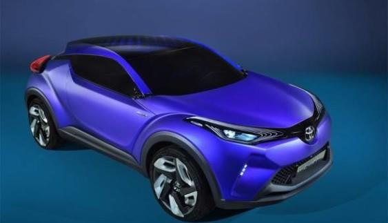 Компанія Toyota покаже конкурента Nissan Juke