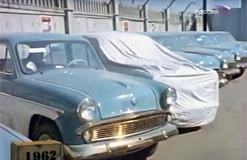 Як продавали автомобілі в СРСР: маркетингові прийоми (відео)
