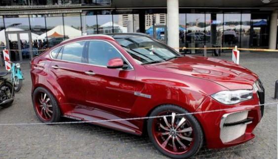Найбожевільніша варіація позашляховика BMW (ФОТО)