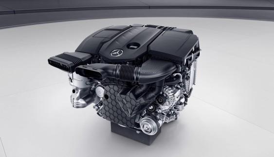 Mercedes-Benz випустив новий вид двигунів