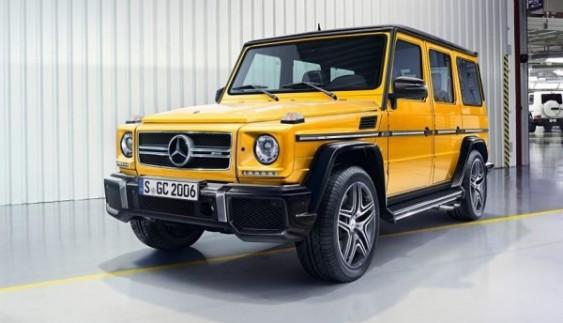 """Mercedes-Benz офіційно презентував новий """"Гелендваген"""""""