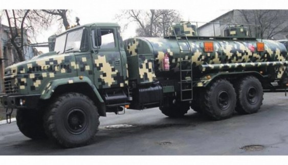Українська армія поповниться новим армійським автомобілем