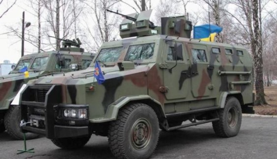 Порівняння броньованих автомобілів України і Росії