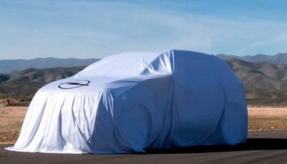 Opel скоро презентує новий кросовер