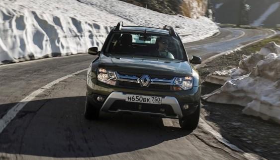 Новий седан Renault Logan вийшов на дорожні випробування (Фото)