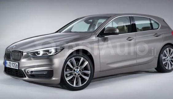 У мережі опублікували перше зображення нового BMW 1-Series