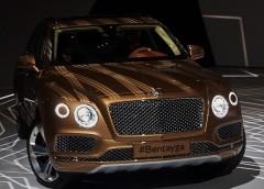 Bentley Bentayga стане гібридним