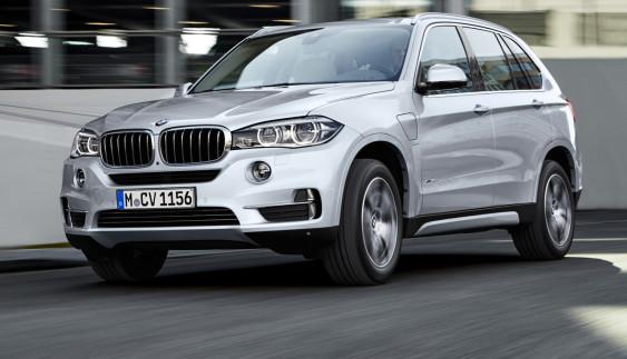 BMW X5 і X6 отримають оновлення у середині 2016 року