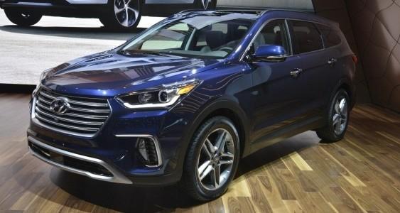 Hyundai показав оновлений Santa Fe за $25 тис. (Відео)