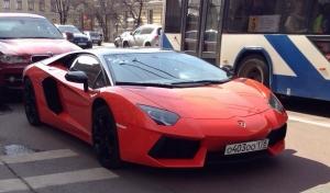 У Росії на тлі кризи розкупили всі Lamborghini