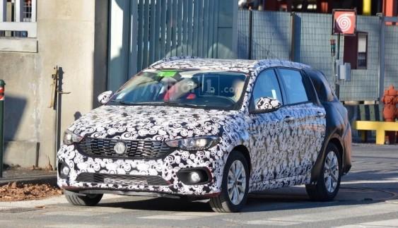 Fiat готує недорогий універсал (Фото)