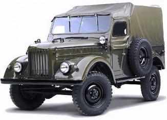 Відроджений ГАЗ-69 з 500-сильним мотором