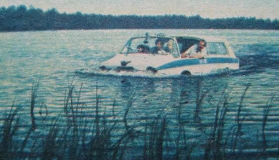 Рaдянськi саморобні автомобілі: як це виглядало в 1987 році