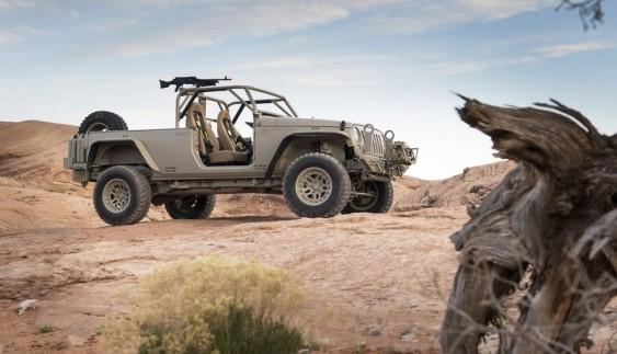 Jeep Wrangler планує повернутися на військову службу (ФОТО)