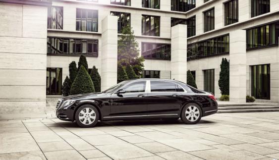Mercedes представив найбезпечніший легковий автомобіль в світі
