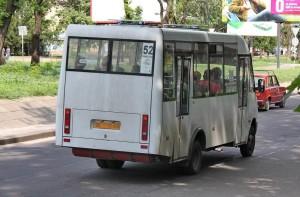 Українські маршрутки: зламані сидіння, прогнила підлога, п'яні водії
