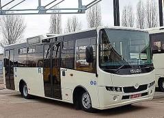 В Україні створили новий міський автобус Ataman (ФОТО)