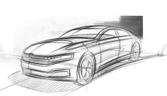 Citroen готує новий флагманський седан С6