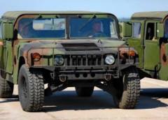 Україна закупила в США броньовані Humme