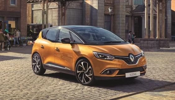 Новий Renault Scenic: перше фото