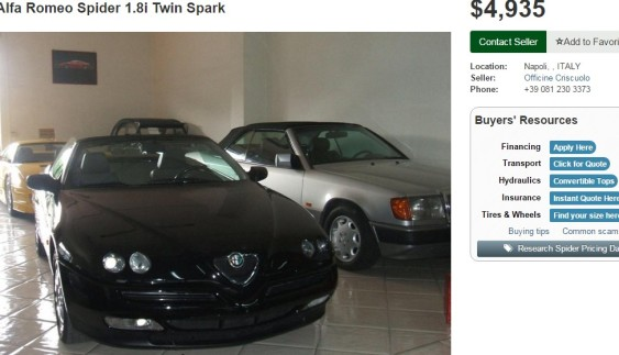 Заплачемо? Які машини можна купити в США за $ 3-5 тисяч