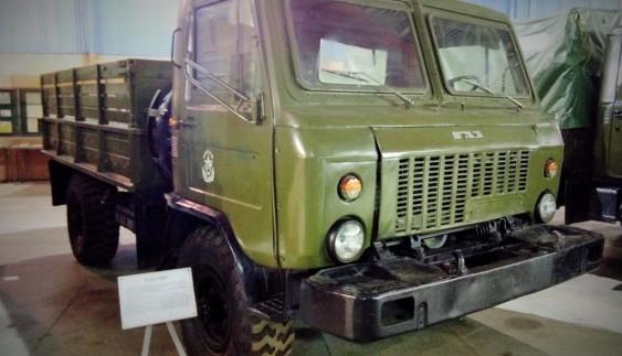 ГАЗ-3301 – наступник ГАЗ-66