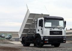 КрАЗ створив новий самоскид малої вантажопідйомності