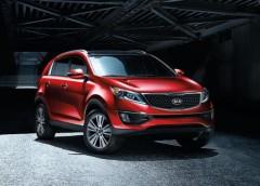 Стартували продажі нового покоління Kia Sportage