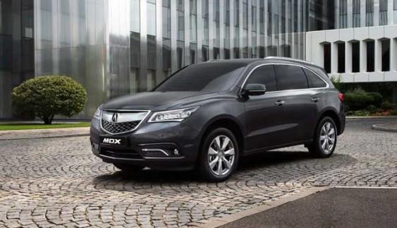 В Україні розпочинаються продажі великого кросовера Acura MDX