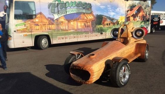 Дивовижний автомобіль з Книги рекордів Гіннеса