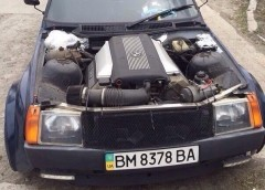 Crazy tuning: Таврія з двигуном від BMW