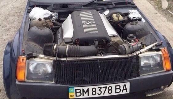 Поєднання непоєднуваного: Таврія з двигуном від BMW