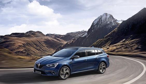 Renault розсекретив новий універсал