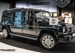 Депутатам не показувати: подовжений броньовик Mercedes G-класу за € 1,2 млн