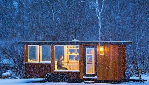Мрія кожної людини: надзвичайно комфортний будинок на колесах