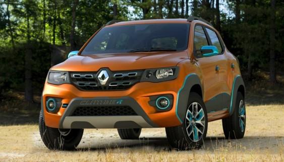 Найдешевший Renault: показані несподівані версії