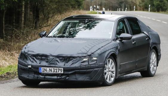 Volkswagen вивів на тести новий великий седан