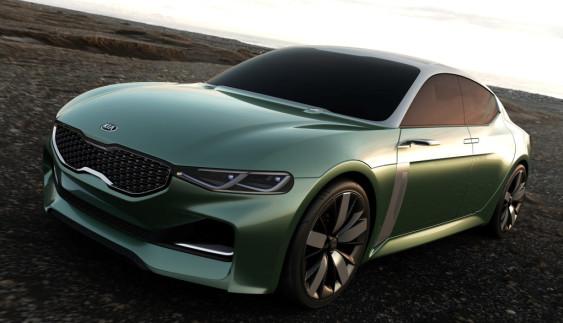 Kia випустить конкурента Audi A5 Sportback