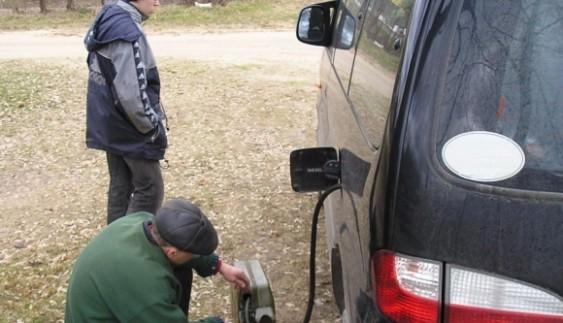 """У """"Київпастрансі"""" придумали, як відучити водіїв від крадіжок пального"""