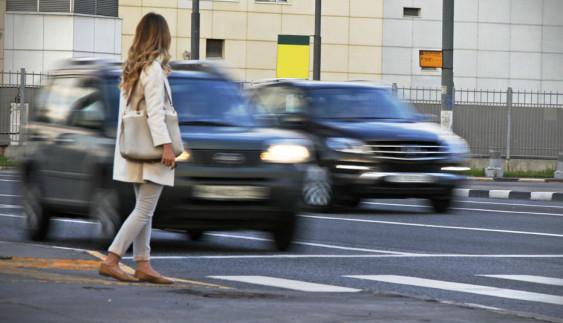В Україні планують штрафувати пішоходів