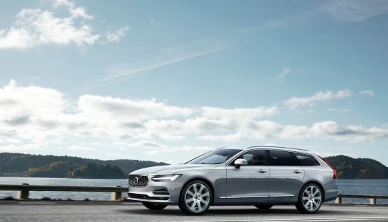 Volvo представила новий флагманський універсал (фото)
