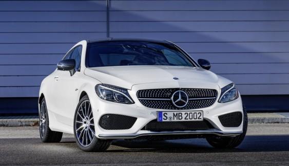 У лінійці Mercedes-Benz C-Class з'явиться нове купе