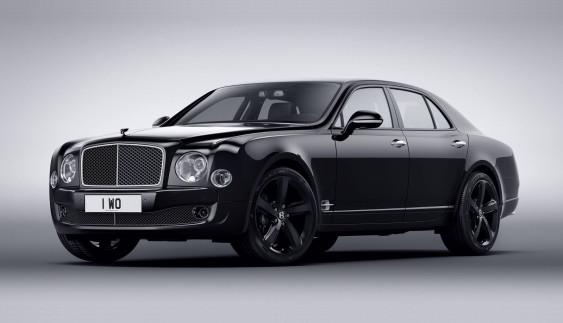 Представлений Bentley Mulsanne Speed Beluga Edition (ФОТО)