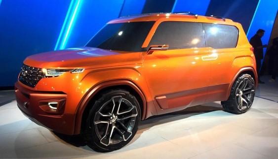 Hyundai натякнув на новий маленький кросовер