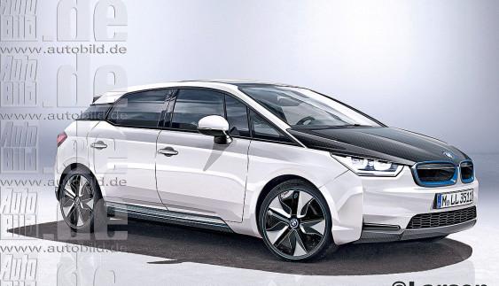 Новий передовий кросовер BMW: перша інформація